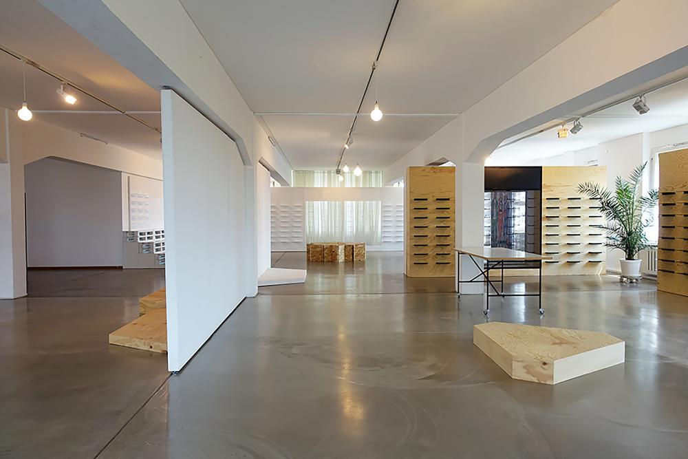 Colonia Nova - Showroom Loft