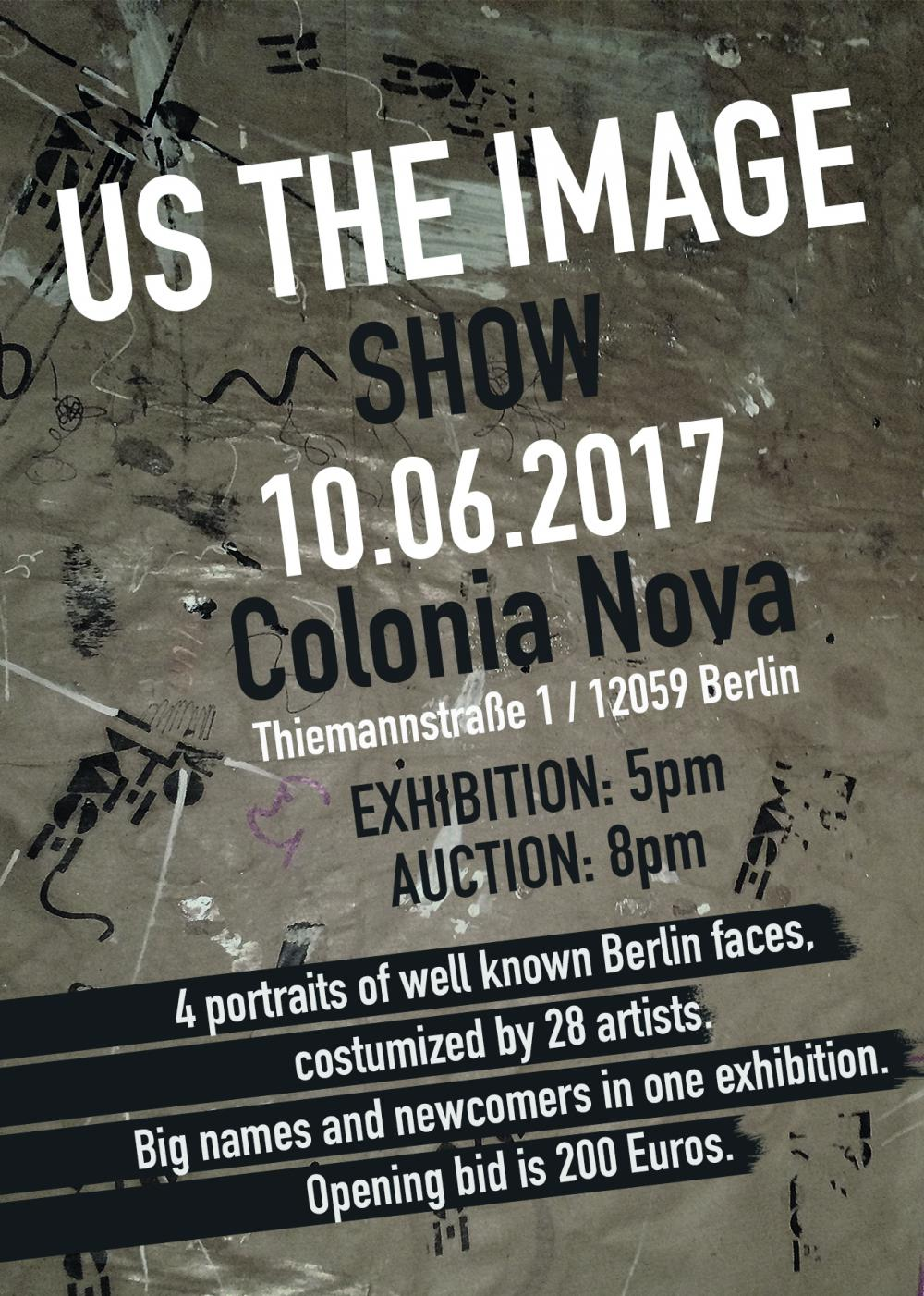 Colonia Nova - Auction & Exhibition