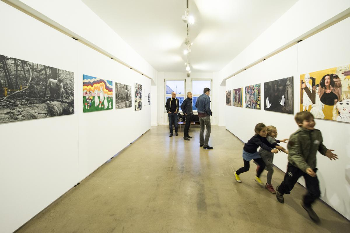 Colonia Nova - Kunstausstellung, US THE IMAGE Show