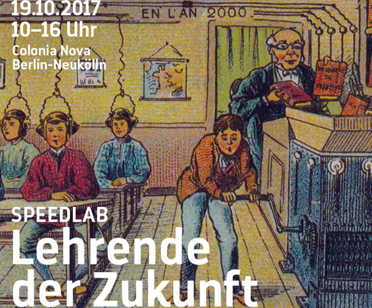 Colonia Nova - SpeedLab: Lehrende der Zukunft